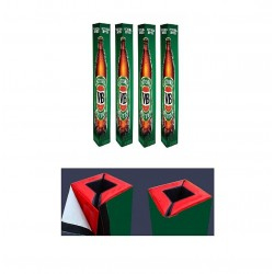 Custom Printed Rugby Corner Post Protectors (Set of 4)
