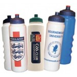 Custom Printed Water Bottles  - 1000ml (1 Litre) - Aramis Custom Printed Water Bottles manufacturer ARAMIS Seller - Aramis Rugby - www.AramisRugby.co.uk
