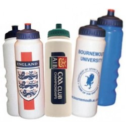 Custom Printed Water Bottles  - 1000ml (1 Litre)