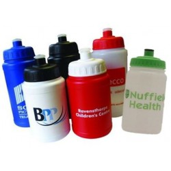 Custom Printed Water Bottles  - 300ml