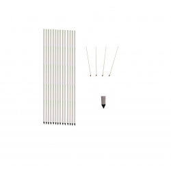 Corner Poles - Set of 14 - Standard With Spike
