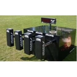 DFP8 - Automatic Full pack Digital Scrum Machine