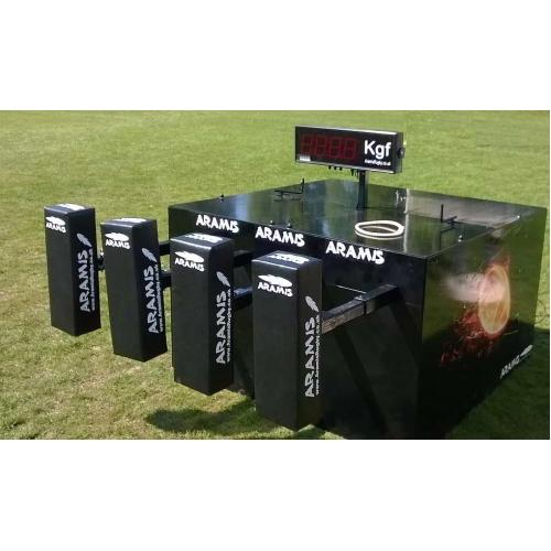 DFP8 - Automatic Full pack Digital Scrum Machine - Aramis Scrum Machines manufacturer ARAMIS Seller - Aramis Rugby - www.AramisRugby.co.uk
