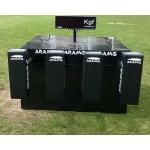 Automatic Digital Scrum Machine for Hire - Aramis Scrum Machines manufacturer ARAMIS Seller - Aramis Rugby - www.AramisRugby.co.uk