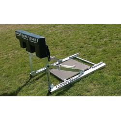 AJ13 Alpha Junior Sled Scrum Machine