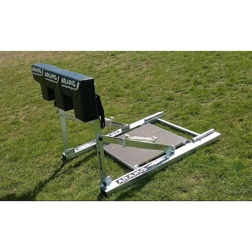 AJ13 Alpha Junior Sled Scrum Machine - Aramis Scrum Machines manufacturer ARAMIS Seller - Aramis Rugby - www.AramisRugby.co.uk