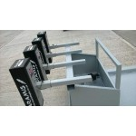 SX-8 PRO Junior Static Kiwi Sled Scrum Machine - Aramis Scrum Machines manufacturer ARAMIS Seller - Aramis Rugby - www.AramisRugby.co.uk