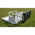 RX-8 PRO Junior Reactive Kiwi Sled Scrum Machine - Aramis Scrum Machines manufacturer ARAMIS Seller - Aramis Rugby - www.AramisRugby.co.uk