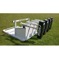 RX-8 PRO Junior Reactive Kiwi Sled Scrum Machine