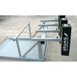 SX-8 STD Ladies Static Kiwi Sled Scrum Machine