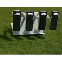 RX-8 PRO Youth Reactive Kiwi Sled Scrum Machine