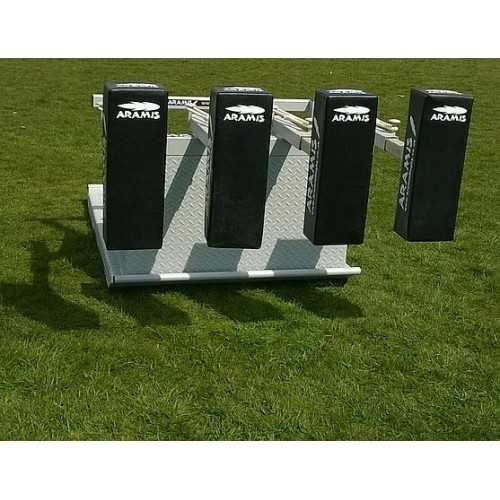 RX-8 PRO Youth Reactive Kiwi Sled Scrum Machine - Aramis Scrum Machines manufacturer ARAMIS Seller - Aramis Rugby - www.AramisRugby.co.uk