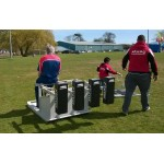 Ex-Display RX-8 PRO Junior Reactive Kiwi Sled Scrum Machine - Aramis Scrum Machines manufacturer ARAMIS Seller - Aramis Rugby - www.AramisRugby.co.uk