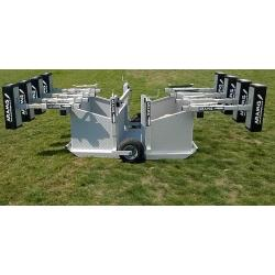 Ex-Display Combo Kiwi Chariot Reactive Scrum Machine
