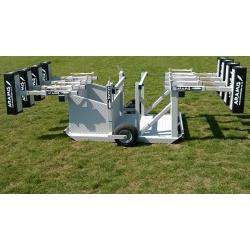 Combo Chariot Senior Junior Reactive Scrum Machine - STD