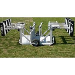 Combo Senior Junior Reactive Kiwi Sled Scrum Machine - PRO