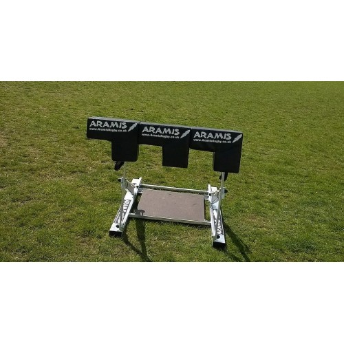 AY14 Alpha Youth Compact Scrum Machine - Aramis Scrum Machines manufacturer ARAMIS Seller - Aramis Rugby - www.AramisRugby.co.uk