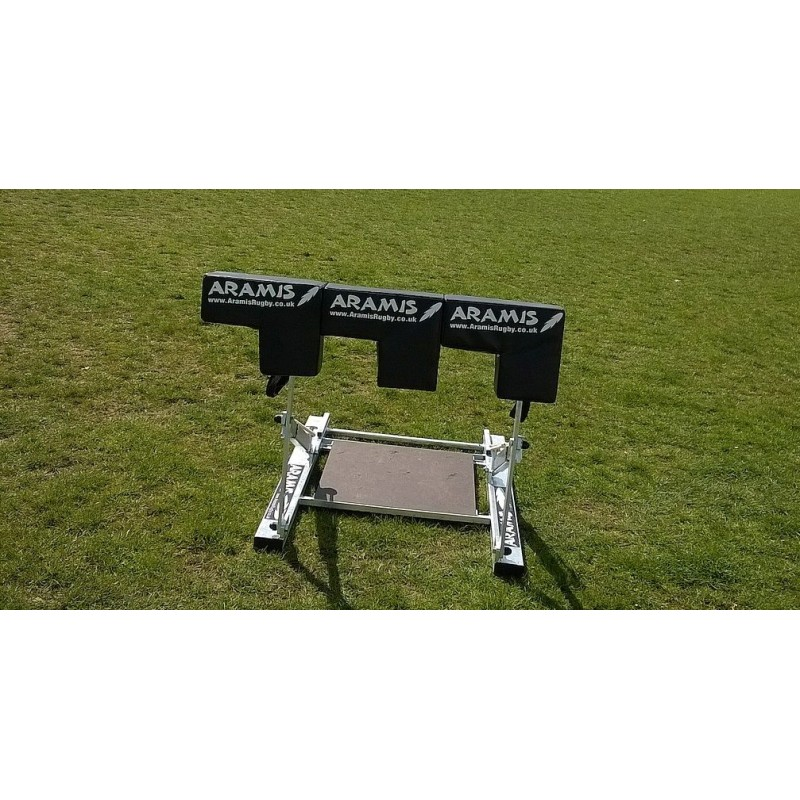 AY14 Alpha Youth Compact Rugby Scrum Machine