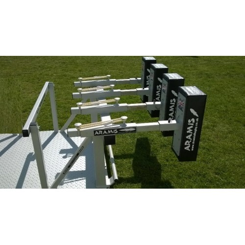 Ex-Display RX-8 STD Youth Reactive Kiwi Sled Scrum Machine - Aramis Scrum Machines manufacturer ARAMIS Seller - Aramis Rugby - www.AramisRugby.co.uk
