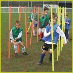 Rugby Training Poles