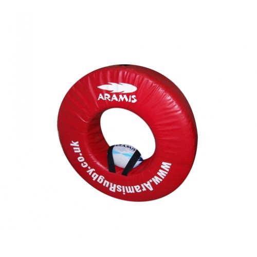 Tackle Ring - MINI including Rucking Straps & Size 3 Ball - Aramis Tackle Rings manufacturer ARAMIS Seller - Aramis Rugby - www.AramisRugby.co.uk