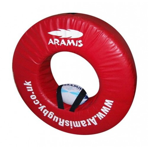 Tackle Ring - SENIOR including Rucking Straps & Size 5 Ball - Aramis Tackle Rings manufacturer ARAMIS Seller - Aramis Rugby - www.AramisRugby.co.uk