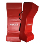 Double Wedge Tackle Shield - SENIOR - Aramis Tackle Pads & Hit Shields manufacturer ARAMIS Seller - Aramis Rugby - www.AramisRugby.co.uk