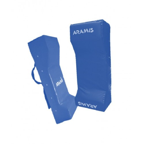 Rugby Tackle Shield - SENIOR - BLUE - Double Wedge - Aramis BLACK FRIDAY manufacturer ARAMIS Seller - Aramis Rugby - www.AramisRugby.co.uk
