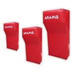 Single Wedge Tackle Shield - MINI/JUNIOR - Aramis Tackle Pads & Hit Shields manufacturer ARAMIS Seller - Aramis Rugby - www.AramisRugby.co.uk