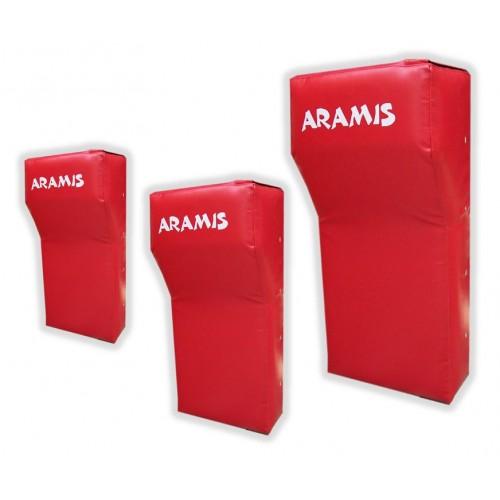 Single Wedge Tackle Shield - JUNIOR/YOUTH - Aramis BLACK FRIDAY manufacturer ARAMIS Seller - Aramis Rugby - www.AramisRugby.co.uk